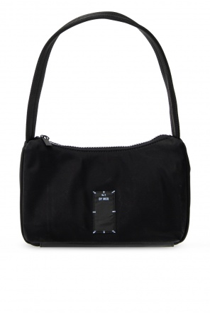 Branded shoulder bag od MCQ