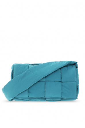 'padded tech cassette' shoulder bag od Bottega Veneta