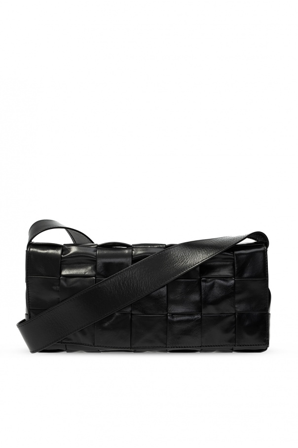 Bottega Veneta 'Intrecciato' weave shoulder bag