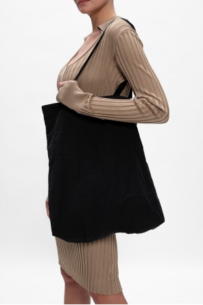 Shopper bag with pouch od Bottega Veneta
