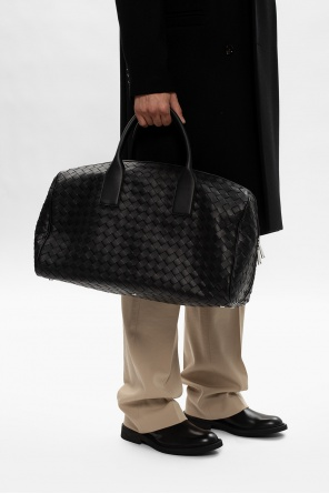'intreciatto' weave duffel bag od Bottega Veneta