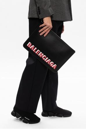 Clutch with logo od Balenciaga