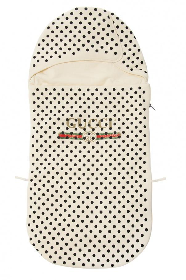 Gucci Kids Patterned sleeping bag