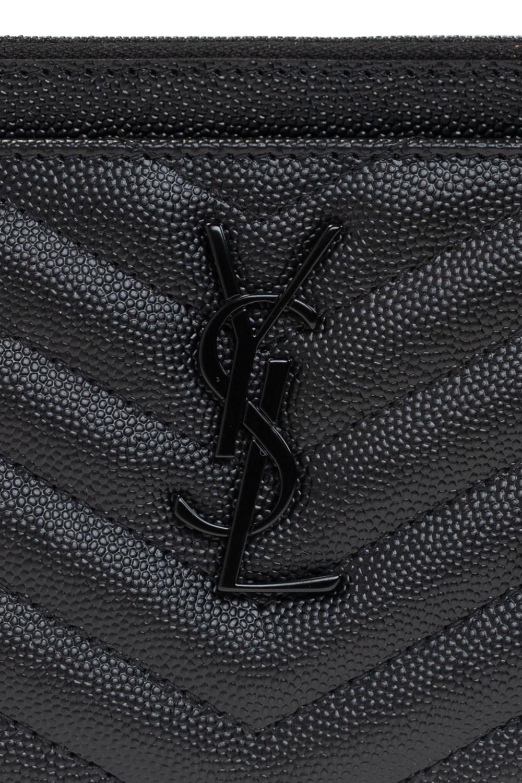 Saint Laurent 'Monogram' bill pouch