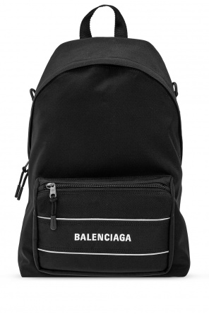 Backpack with logo od Balenciaga