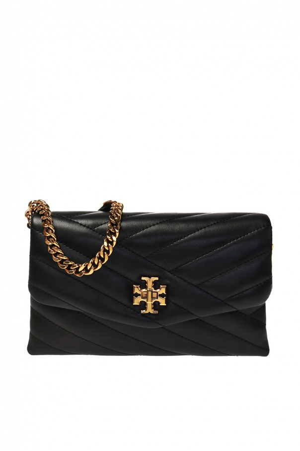 Tory Burch 'Kira' wallet on strap