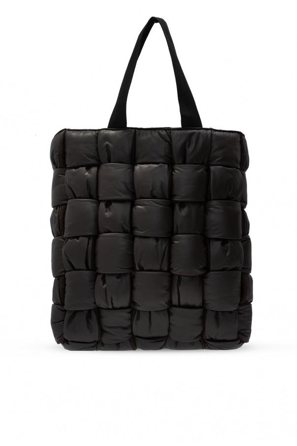 Bottega Veneta 'Intrecciato' weave tote bag