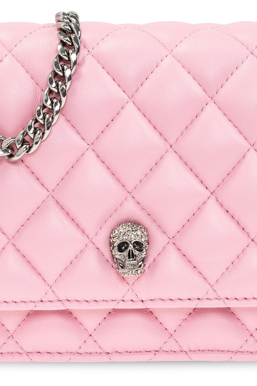 Alexander McQueen Skull Small单肩包