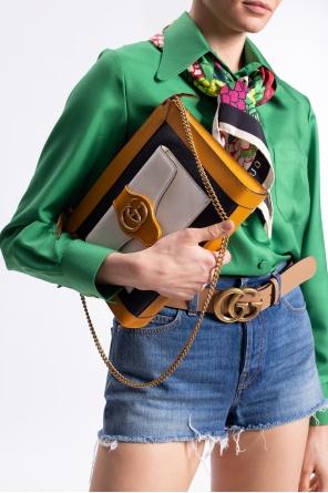 'double g' shoulder bag od Gucci