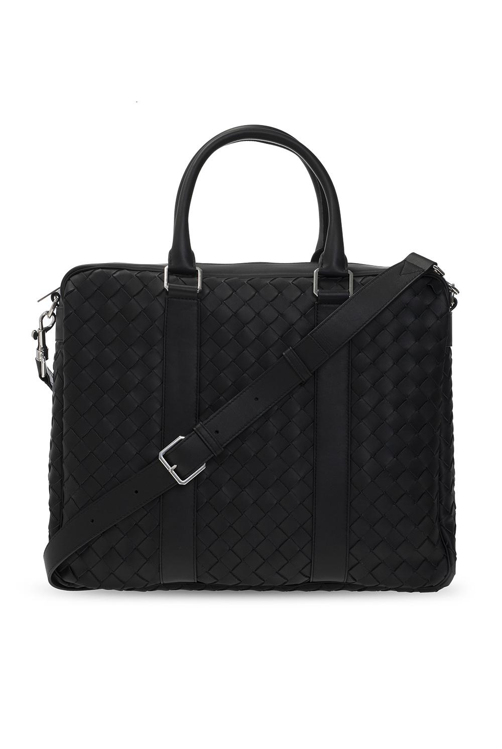 Bottega Veneta Briefcase with Intrecciato weave