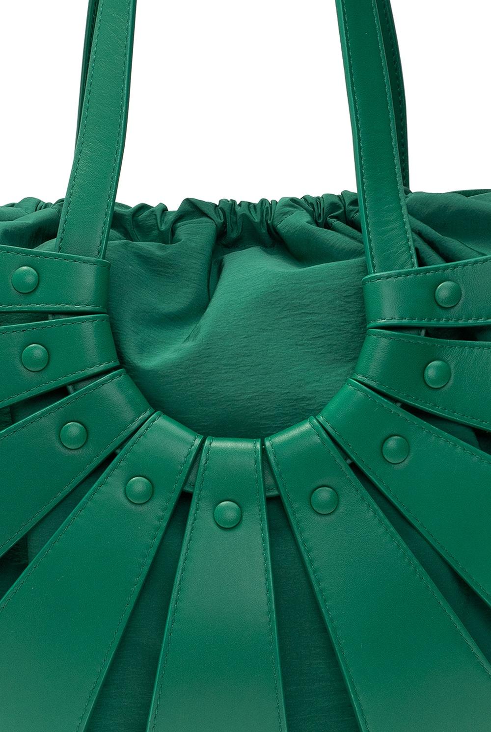 Bottega Veneta 'The Shell' hand bag