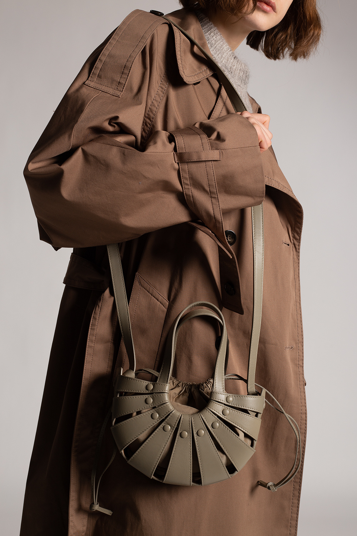 Bottega Veneta 'The Shell' shoulder bag