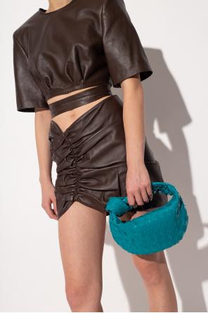 'jodie mini' handbag od Bottega Veneta