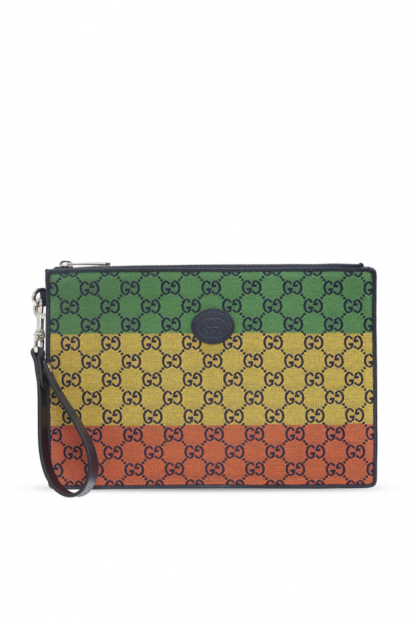 Gucci Pouch with logo