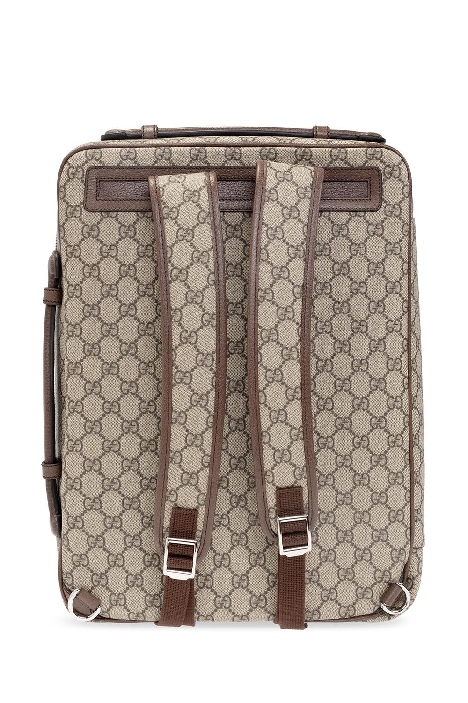 Gucci Briefcase with logo