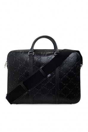 'gg' shoulder bag with logo od Gucci