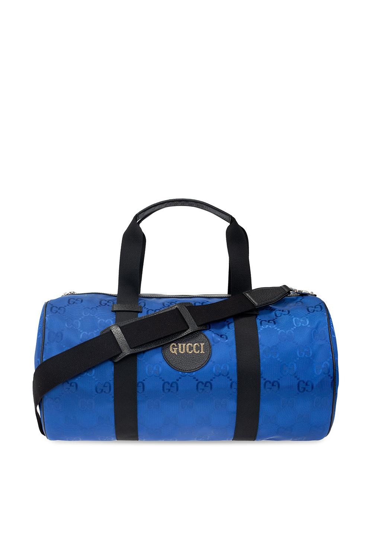 Gucci Duffel bag with logo