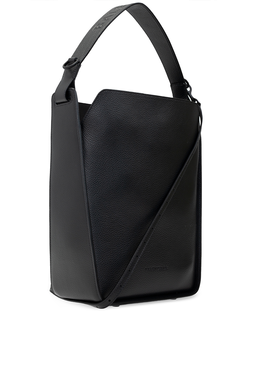 Balenciaga Shopper bag with logo