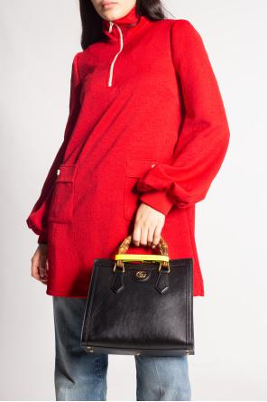 Torba na ramię 'diana small' od Gucci