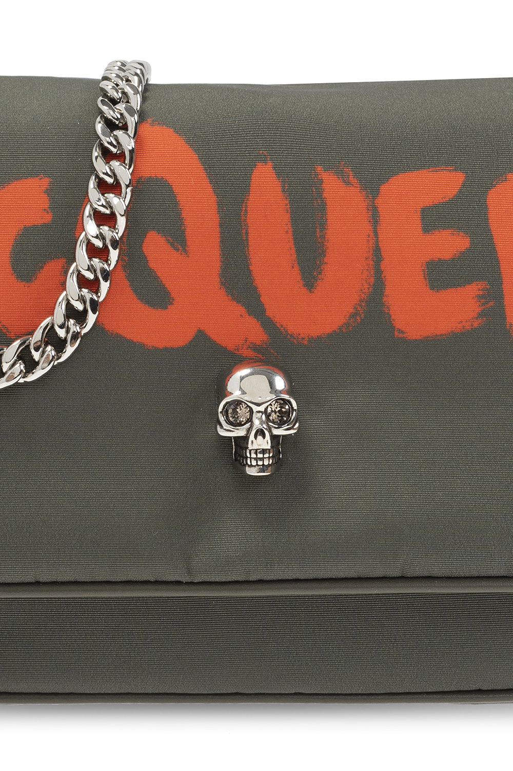 Alexander McQueen Graffiti Small单肩包