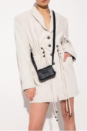 'cassette mini' shoulder bag od Bottega Veneta