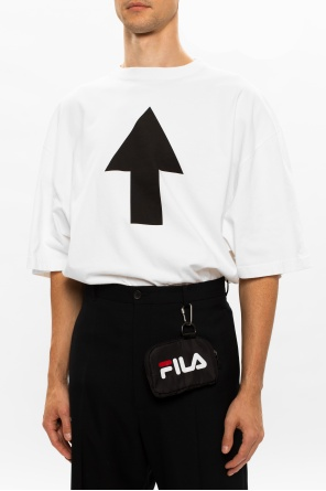 Pouch with lobster clasp od Fila