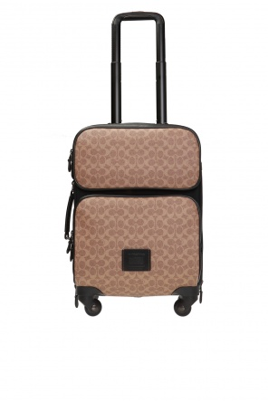 Printed suitcase od Coach