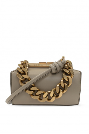 'chunky chain' shoulder bag od Stella McCartney