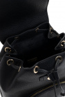 Versace Jeans Couture Leather backpack