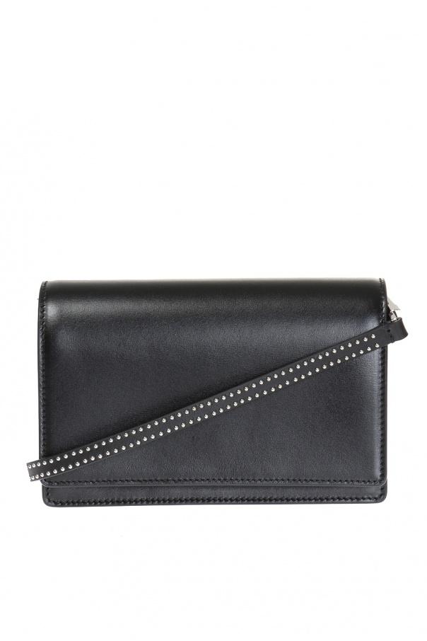 Studded shoulder bag od Alaia
