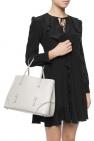 Alaia Studded hand bag