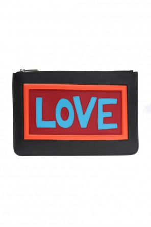 'love' clutch od Fendi