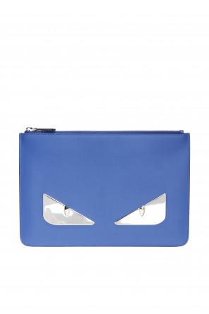 Adorned clutch od Fendi