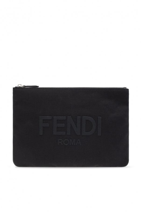 Fendi Pouch with logo