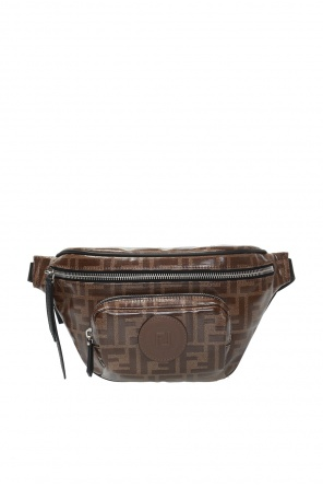 Logo-printed belt bag od Fendi
