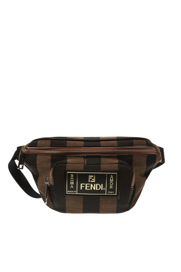 f7e0f05c0946 Appliqued belt bag Fendi - Vitkac shop online