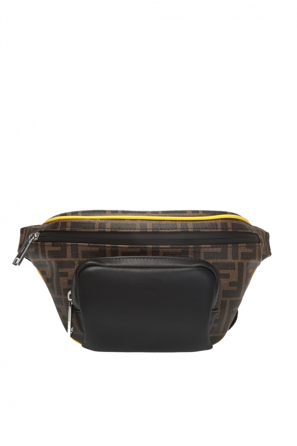 Branded belt bag od Fendi