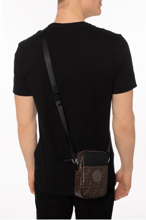 'ff' motif shoulder bag od Fendi