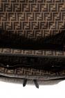 Fendi Kids Changing bag with logo