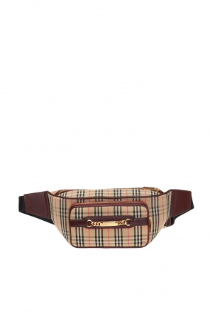 26a41a3a11ed Checked belt bag od Burberry Checked belt bag od Burberry