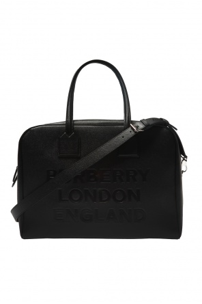 'bowling' holdall od Burberry