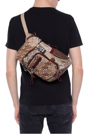 1d1dbcdfe32  leo  one-shoulder backpack od Burberry   ...