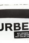 Logo-printed belt bag od Burberry