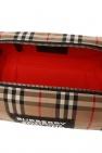 Burberry Patterned wash bag