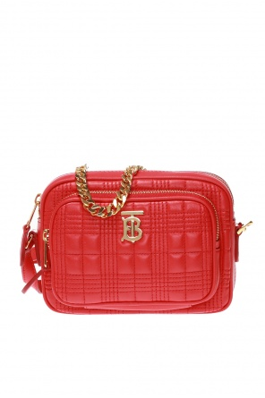Quilted shoulder bag od Burberry