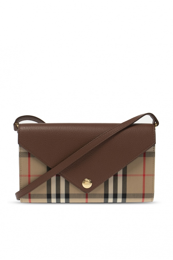 Burberry Wallet with shoulder strap