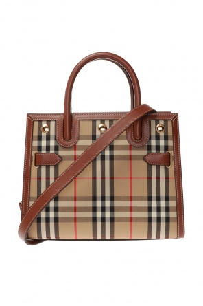 'title' shoulder bag od Burberry