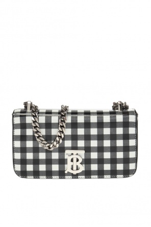 Logo shoulder bag od Burberry