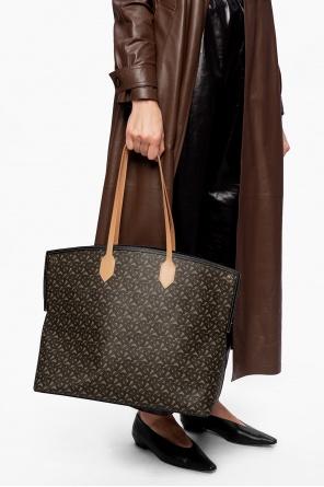 'society' shopper bag od Burberry