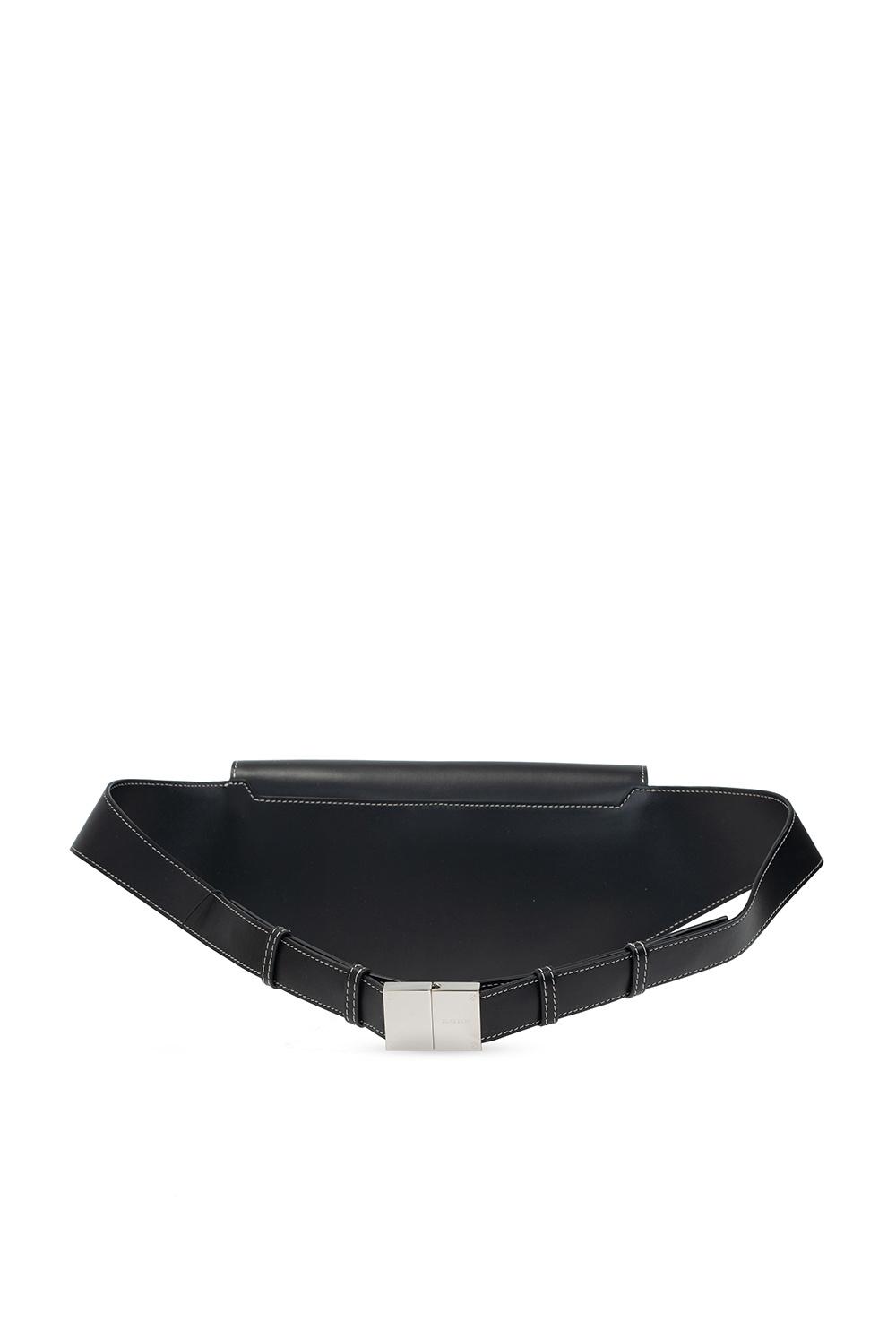Burberry Logo-embossed belt bag